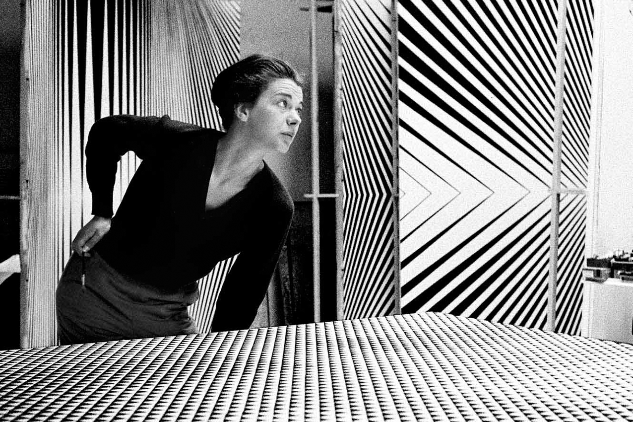 Bridget Riley. 1963